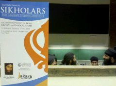 Sikholars Conference 2011 programme