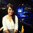 Jusleen Kaur at the DNC