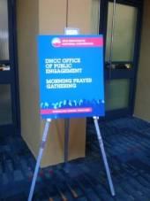 DNC Morning Prayer Gathering