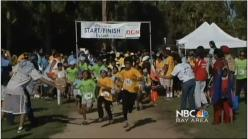 NBC Bay Area news footage of the Sikh Coalition's 5K for the 5Ks fundraising event on Saturday, September 22, 2012 (source: NBC Bay Area)