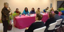 Women of the World Panel Discussion at the Sacramento Sikh Temple in California on October 24, 2012. (source: Sacramento Sikh Temple)