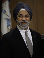 Satyendra Singh Huja (source: City of Charlottesville)