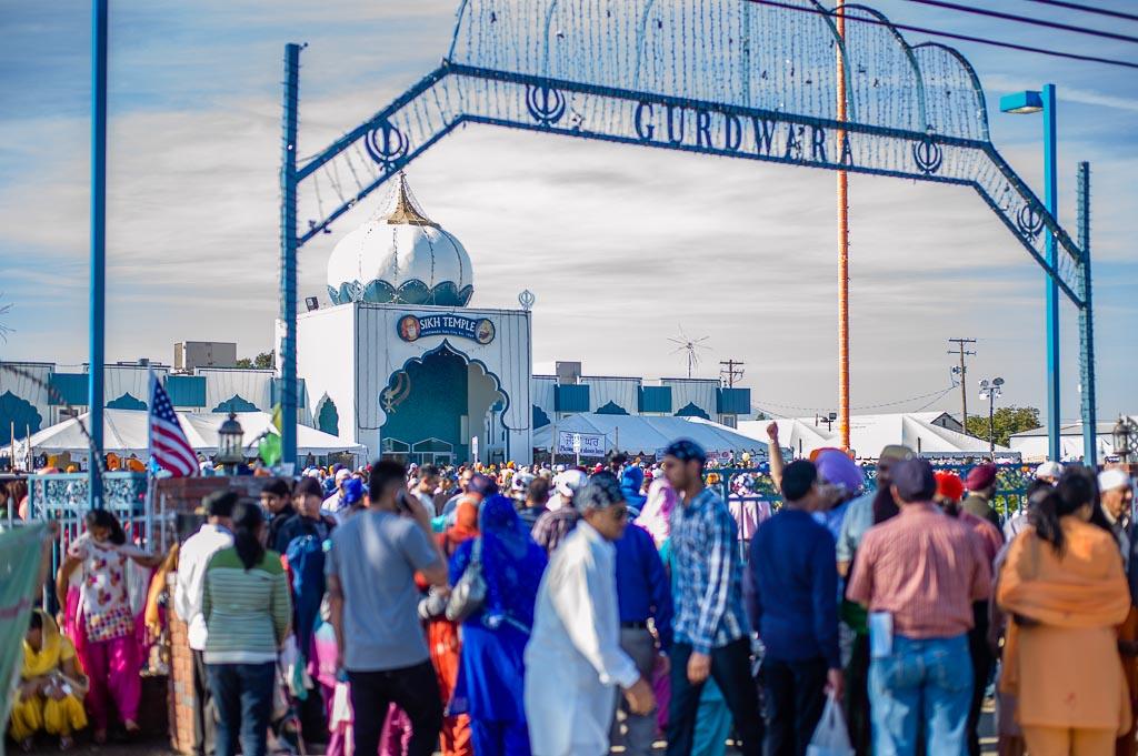 75 000 People Attend Yuba City Ca Nagar Kirtan