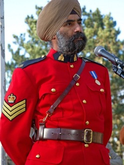 Baltej Singh Dhillon (source: Whitterings)