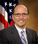 Assistant Attorney General Thomas Perez, Department of Justice Civil Rights Division