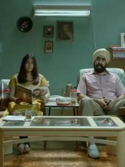 Actor Guru Singh is featured in this 2013 Super Bowl ad by GoDaddy.com. (source: YouTube)