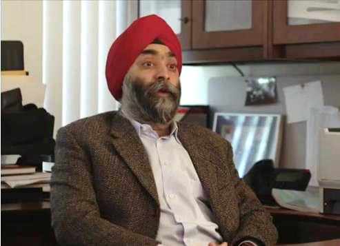 Amar Sawhney (source: YouTube)