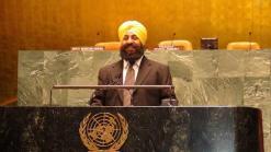 Jatinder P. Singh, United Sikhs Associate Director