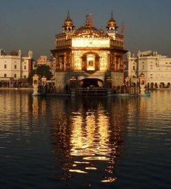 """""""The Golden Temple During the Day."""" (Adam Perez 