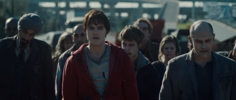 "Screen capture from trailer for film ""Warm Bodies"" (source: Look a Singh!)"