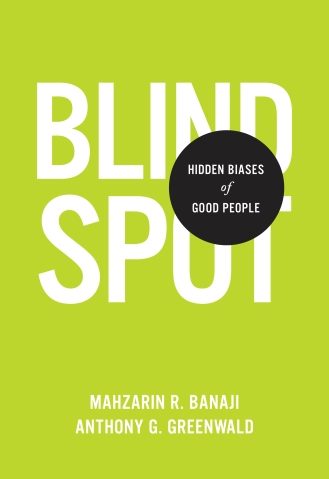 Cover of The Blind Spot. (source: Blind Spot website)