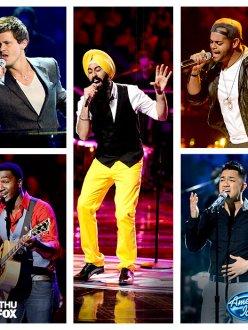 Last week, American Idol said goodbye to five contestants, including Gurpreet Singh Sarin. (source: @AmericanIdol)