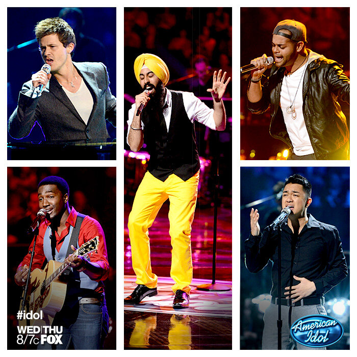 Last week, American Idol said goodbye to five contestants, including Gurpreet Singh Sarin. (source: @AmericanIdol)