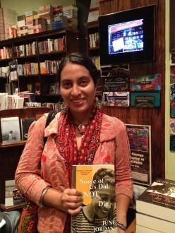 Preeti Kaur, a poet/writer from California. (Photo credit: Jonathan B. Tucker. Source: The Aerogram)