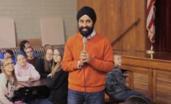 "Savraj Singh (from ""Turbans Do Not Equal Terrorism"")"