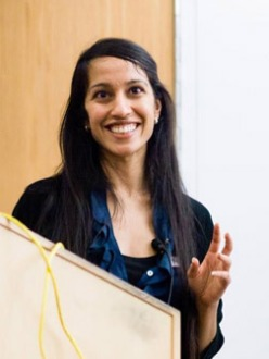 "Bandana Kaur, North American head of EcoSikh."" (source: MongaBay.com)"