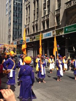26th Annual New York Sikh Parade, April 27, 2013. (source: unp.me)