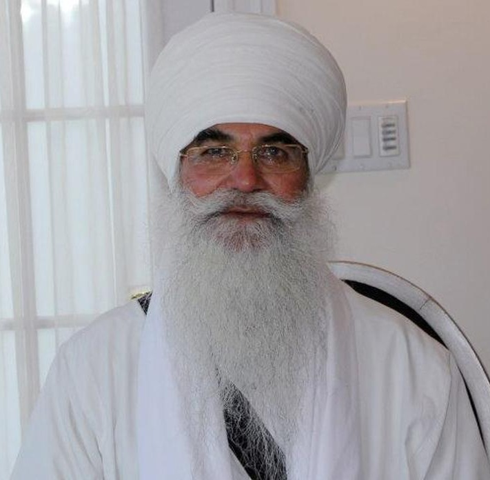 Punjab Singh was severely wounded during the mass shooting at a Gurdwara in Oak Creek, Wisconsin, last August. He has been in a long-term care facility ever since. Six other Sikhs were killed and one police officer was also severely wounded. (Photo source: Sikh Coalition)