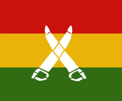 Flag of the Ghadar Party (source: Ghadar Movement blog)