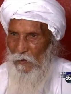 Piara Singh speaks to local media about being attacked on May 5 in Fresno, California. (Source: ABC30/KFSN)