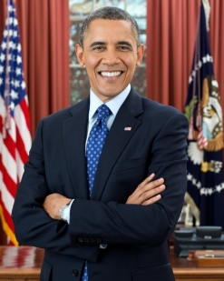 President Barack Obama (source: White House)