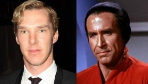 Cumberbatch and Montalbán as Khan (source: RaceBending.com)