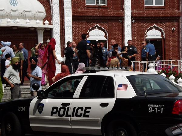 """No injuries were reported and no arrests made when unrest between hundreds brewed Sunday afternoon at the Glen Rock [New Jersey] temple. "" (Source: Ridgewood-Glen Rock Patch)"