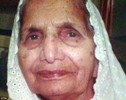 Sant Kaur Bajwa passed away at the age of 115. (Source: The Daily Mail)