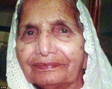 Sant Kaur Bajwa, of England, passed away at the age of 115. (Source: The Daily Mail)