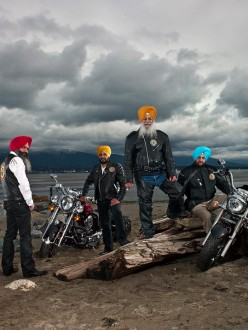 Sikh Motorcycle Club. (Source: Reddit)