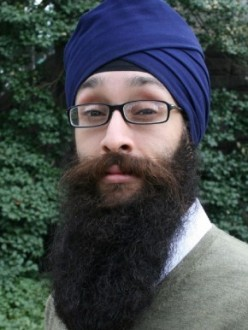 Prabhjot Singh. (Source: Columbia University)