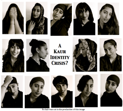 """What does a Kaur look like?"" (Source: A Kaur's Thoughts.)"