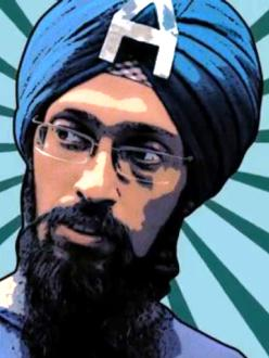 SikhCaptainAmericaTotallyBiased