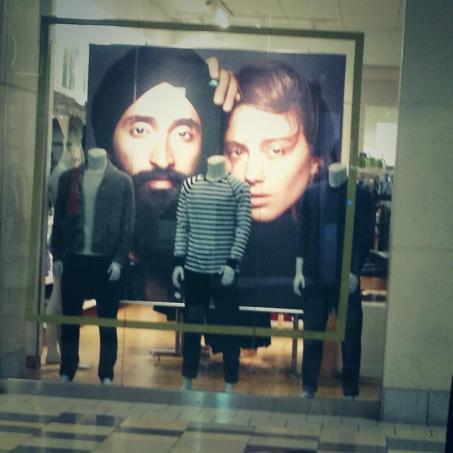 Poster of Waris Ahluwalia, via @saintsoldierx.