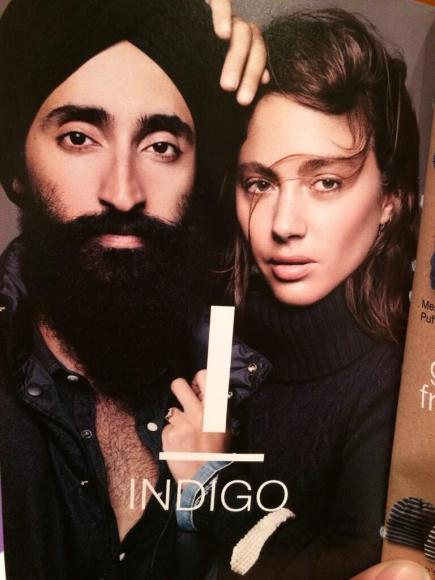 Poster of Waris Ahluwalia, via @Randeep.