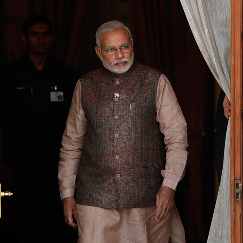 "Indian Prime Minister Narendra Modi. (Photo: Reuters | <a href=""http://www.dnaindia.com/india/report-prime-minister-narendra-modi-to-fast-for-navratri-during-us-visit-2020594"" target=""_blank"">DNA India</a>)"