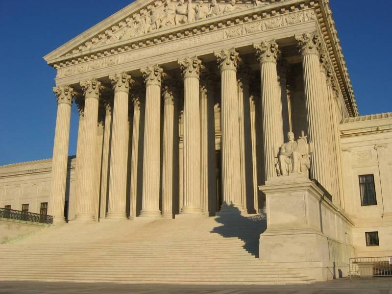 US Supreme Court. (Photo: Wikipedia)