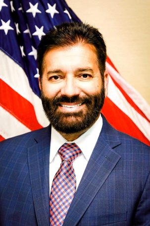 Paul Sandhu was elected to City Council in Galt, CA in the 2018 US midterm election.